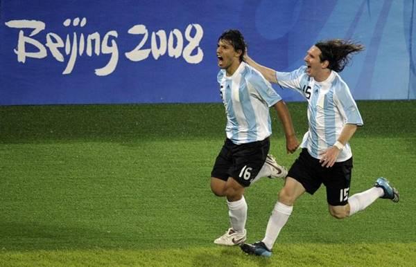 Thể thao 22/7: Sự khác biệt của Messi và Ronaldo ở Olympic