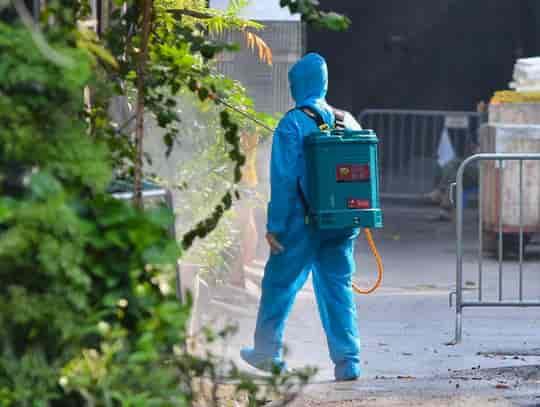 Hà Nội: Thêm 17 ca dương tính SARS-CoV-2, có 2 F0 ở Thụy Khuê