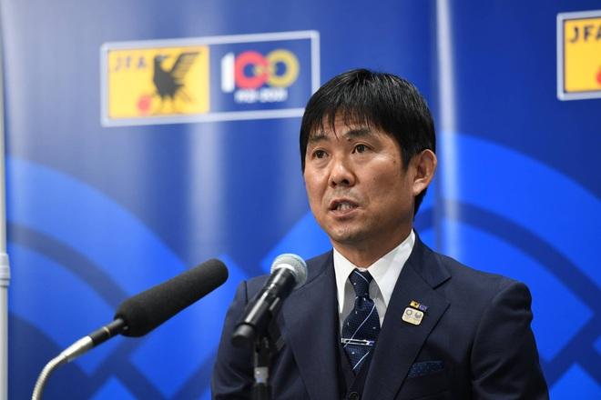 HLV đội tuyển Nhật Bản thừa nhận e ngại sức mạnh Trung Quốc