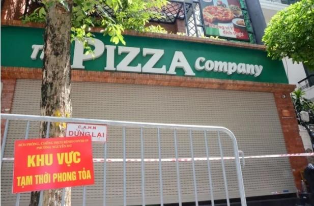 Khẩn tìm người tới 2 địa điểm: Pizza Company 30 Đoàn Trần Nghiệp và Toà nhà 189 Bà Triệu từ ngày 5/7 đến ngày 15/7