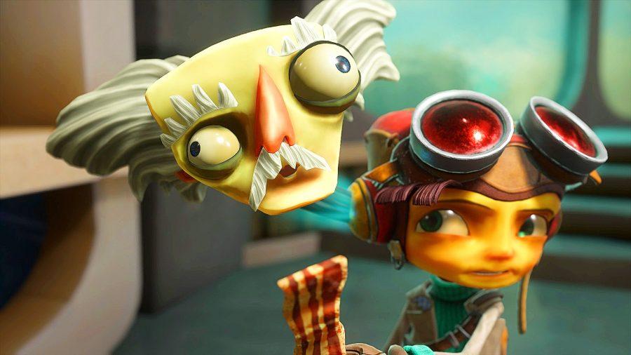 Psychonauts 2 trên PS5 sẽ không chạy tốt như Xbox Series X / S