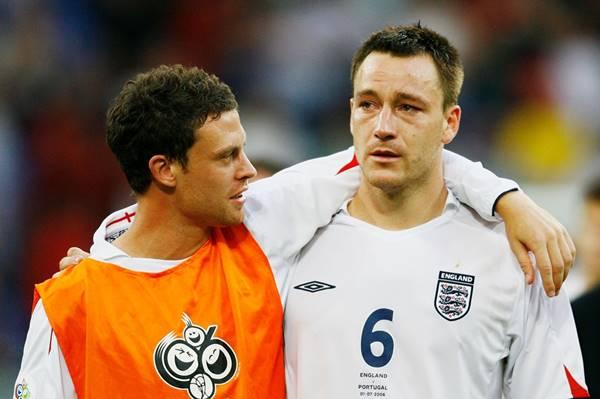 Wayne Bridge đau đớn vì Italy vô địch Euro