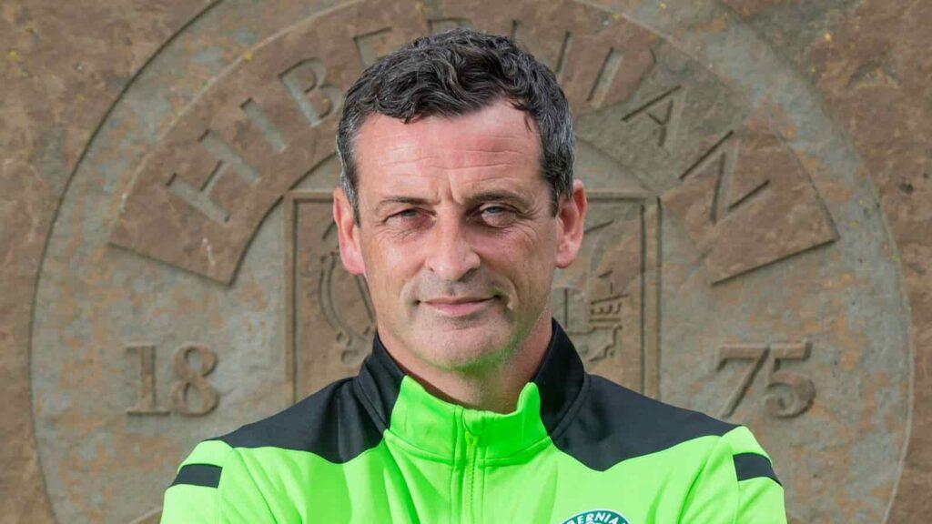 Jack Ross: Huấn luyện viên trưởng của Hibernian ký gia hạn hợp đồng đến năm 2024