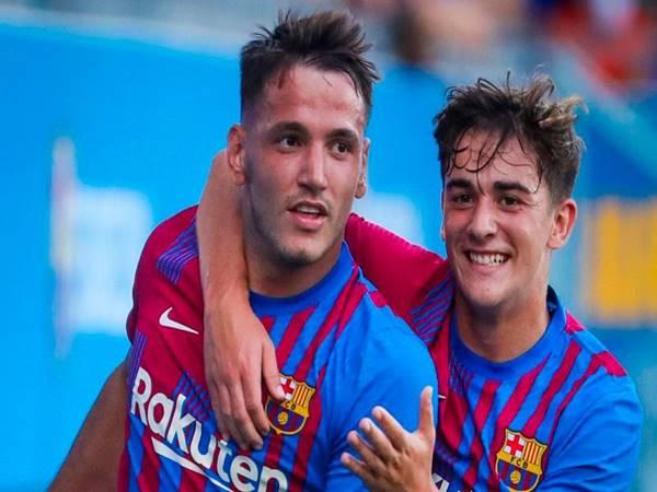 Tin bóng đá 22/7: Barcelona vùi dập đối thủ trong trận giao hữu