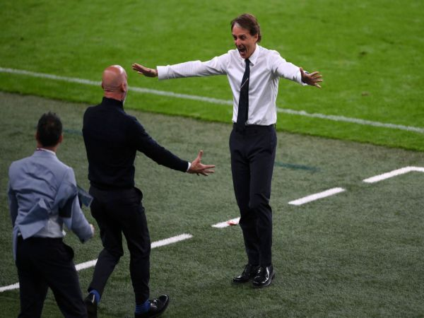 Tin thể thao tối 2/7: HLV Mancini đưa Bỉ lên mây trước chung kết sớm