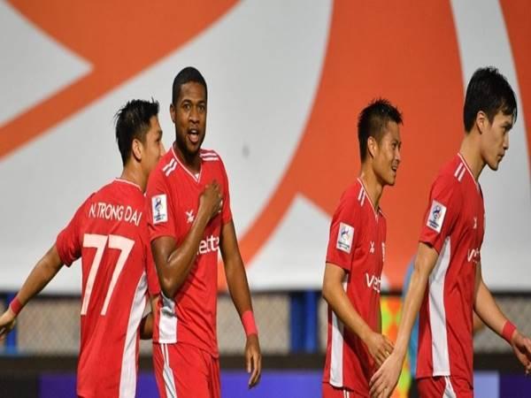 Bóng đá VN 12/7: Viettel thắng trận chia tay AFC Champions League 2021
