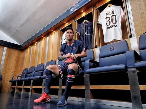 Tin bóng đá 11/8: Vì sao Messi chọn số áo 30