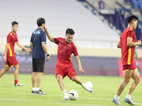 Tuyển Việt Nam đứng đầu ĐNA trong Bảng xếp hạng FIFA