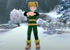 Pokémon Legends: Tùy chỉnh Game trang phục và kiểu tóc