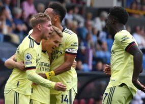 Tin thể thao 24/09: Sự tự tin của Arsenal đang tăng lên